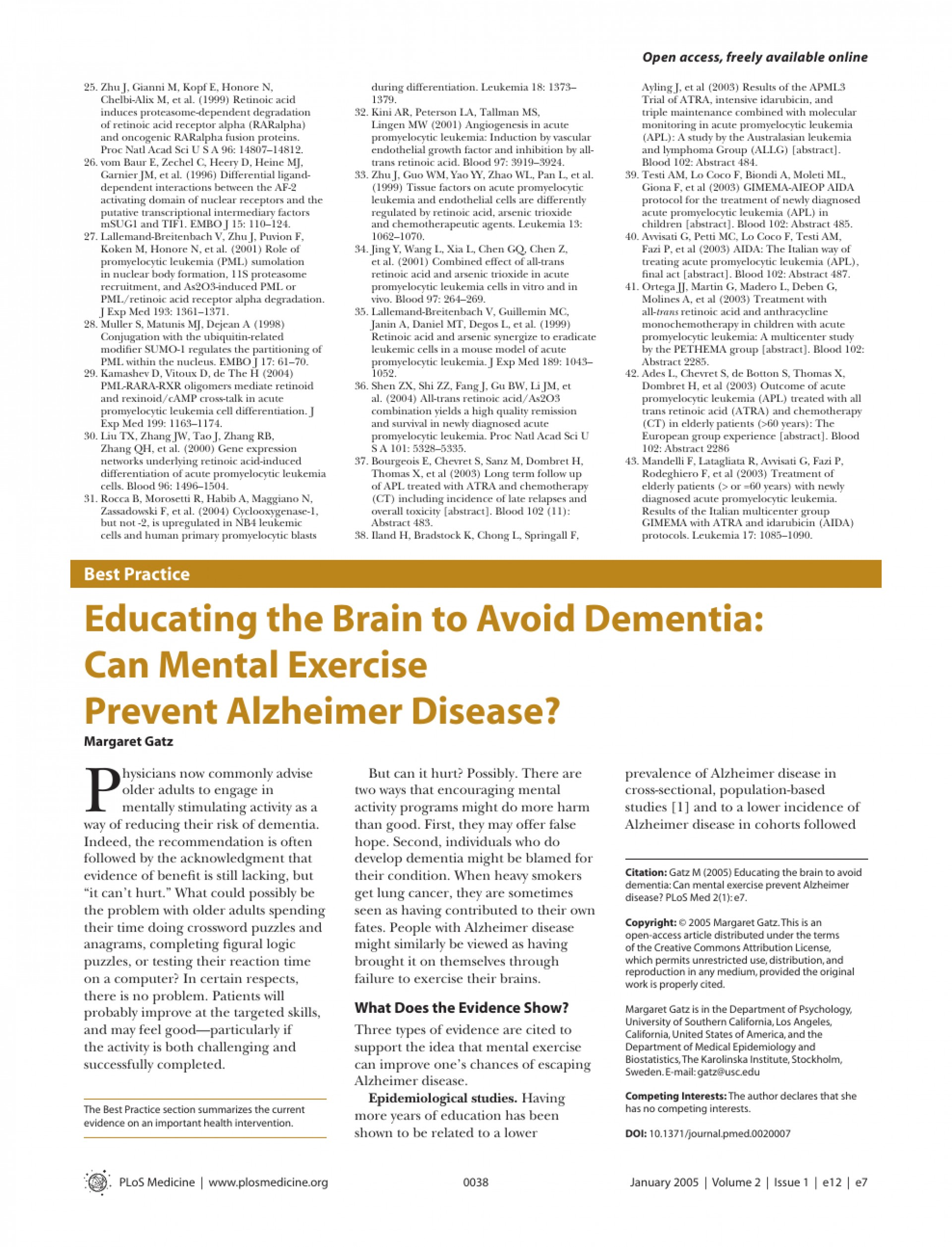 008 Research Paper Alzheimers Disease Topic Archaicawful Alzheimer's Topics Ideas 1920