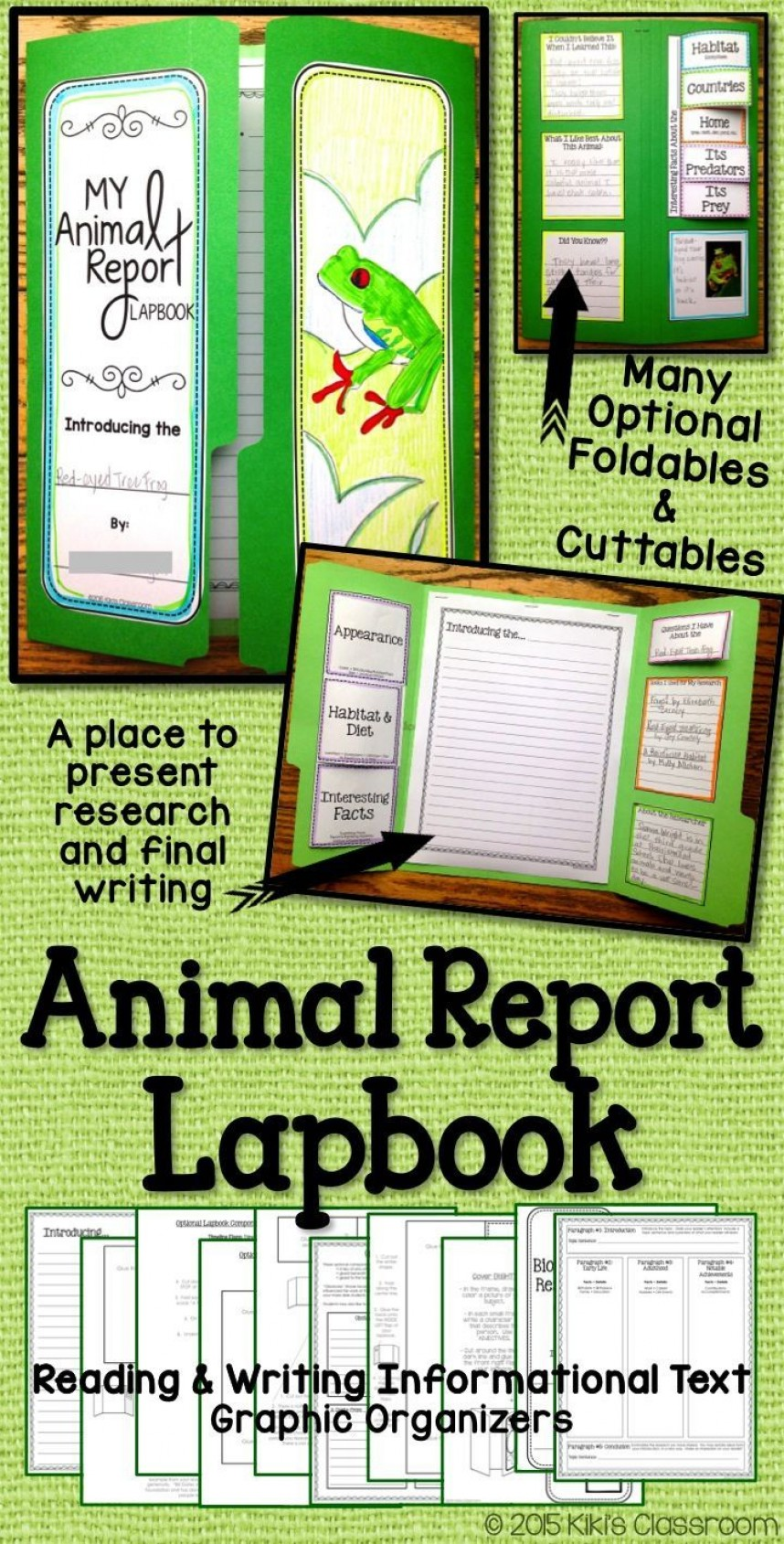 008 Research Paper Animal Awful Ideas Project College Behaviour 868
