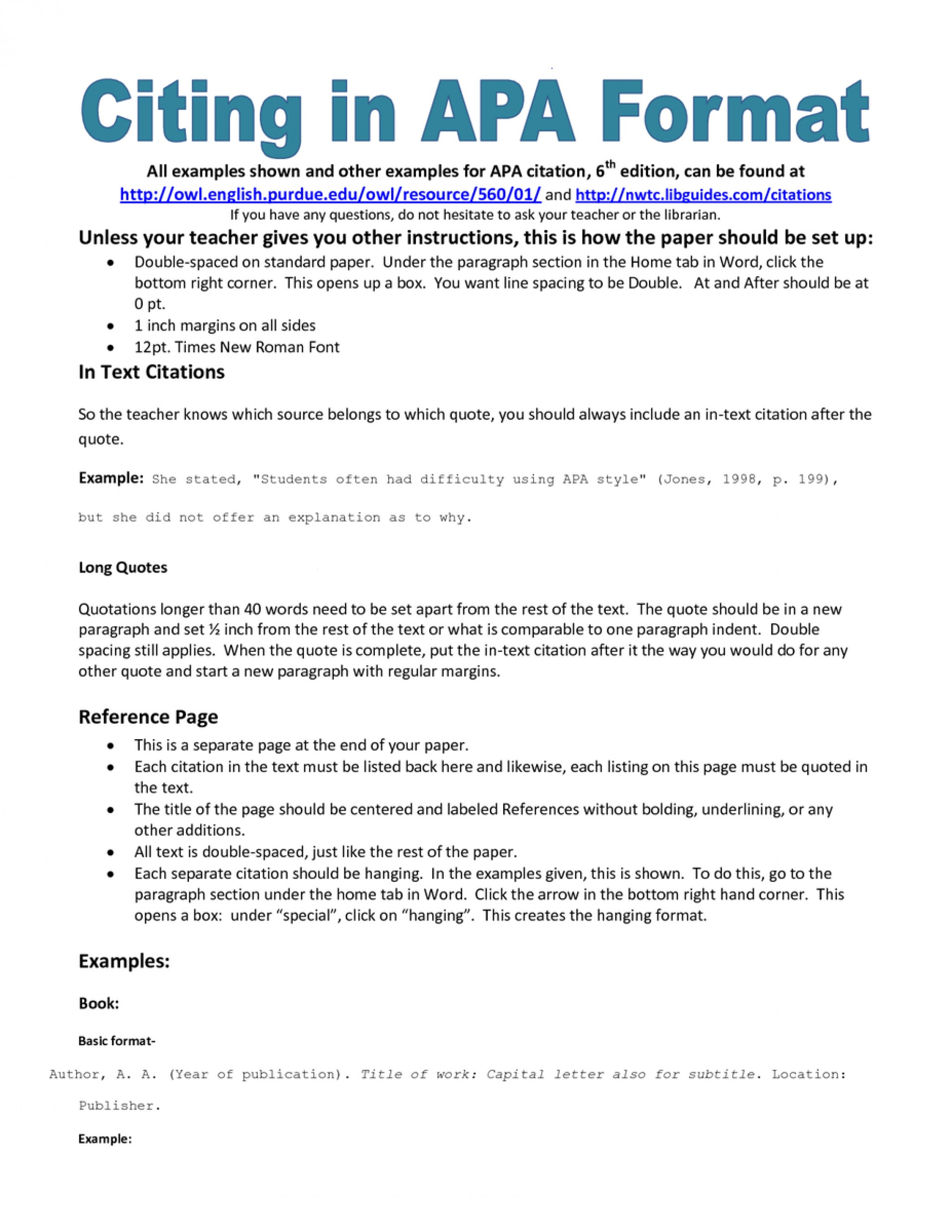 008 Research Paper Apa Style Example Stunning 2013 1920