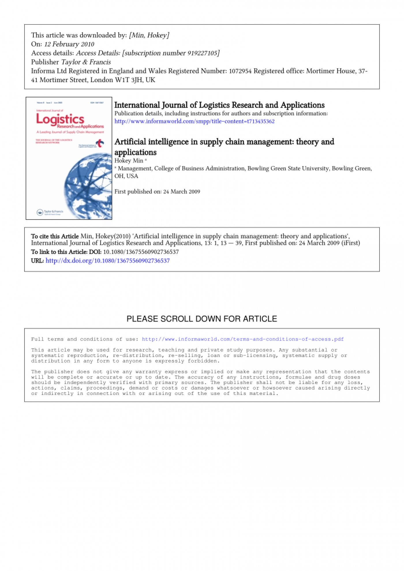 008 Research Paper Artificial Intelligence Papers Download Wonderful 1400