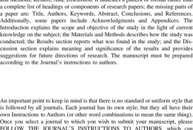008 Research Paper Example Of Imrad Pdf Page 1 Stupendous Sample