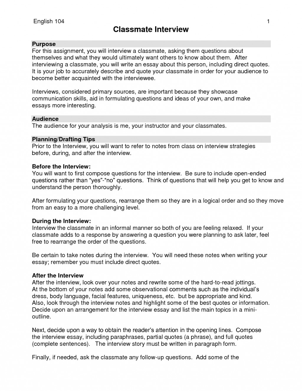 008 Research Paper Examples Of Interview Questions For Dreaded A Large