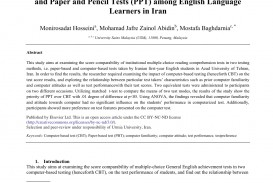 008 Research Paper How To Read Papers Ppt Fascinating