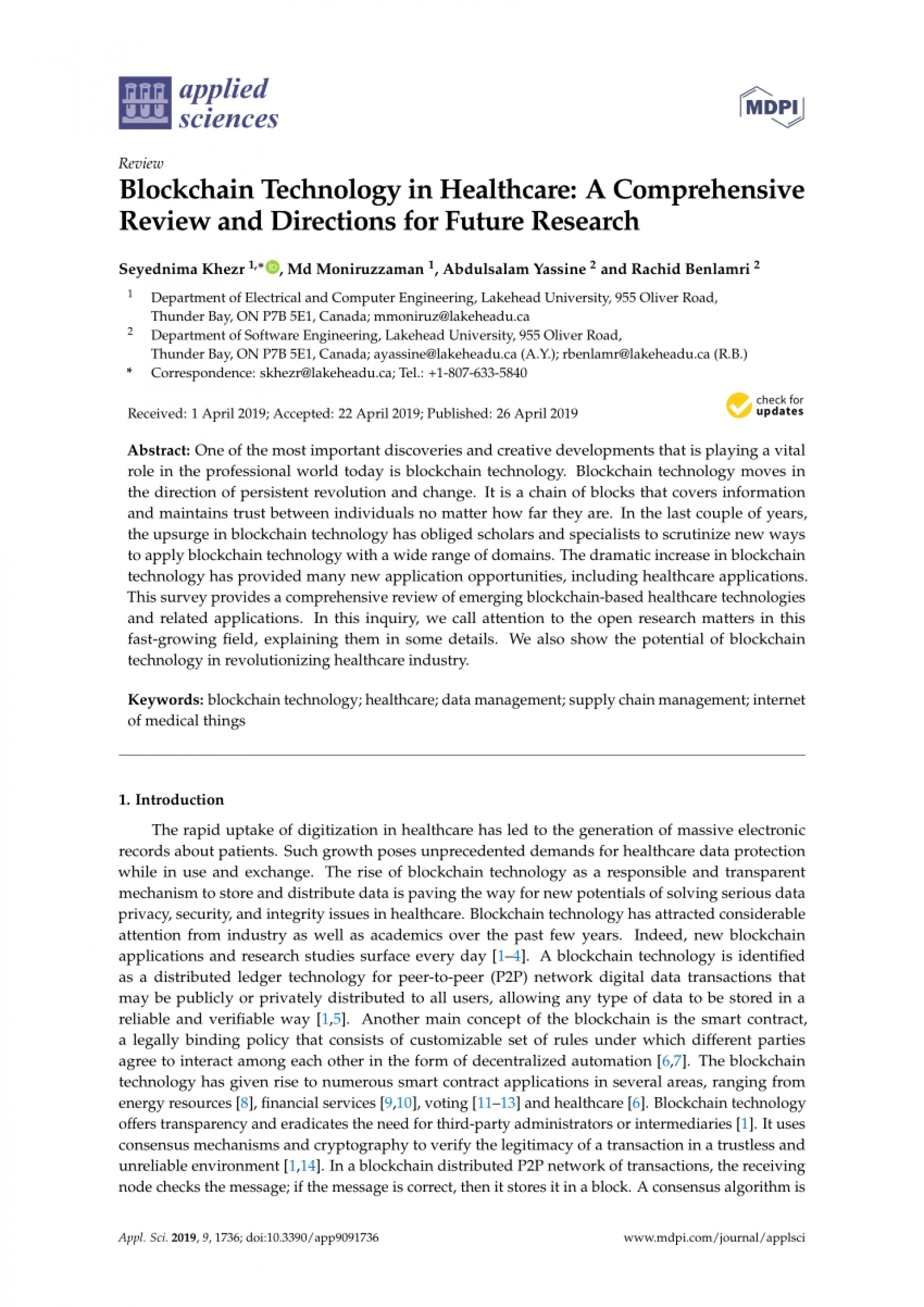 008 Research Paper Largepreview Blockchain Technology Marvelous Pdf 1920