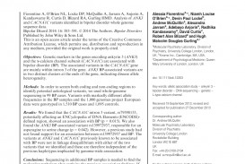 008 Research Paper On Bipolar Archaicawful Disorder Pdf About Articles