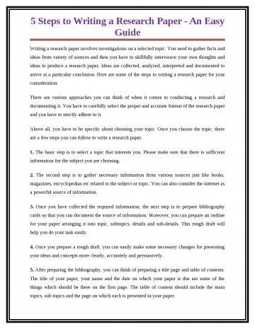 008 Research Paper Page 1 Easy Beautiful Topics For College Students English 101 Psychology 360