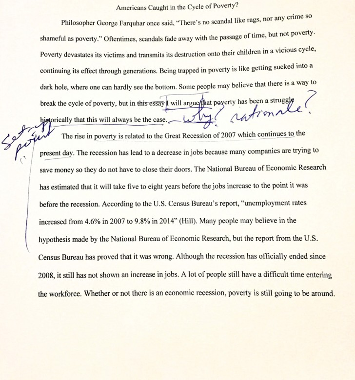 008 Research Paper Poverty Outline Amazing In America 728