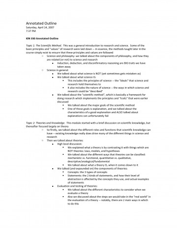 009 Apa Annotated Outline For Research Paper 308696 An Example Of Stupendous Style A Guide Writing Papers Full 360