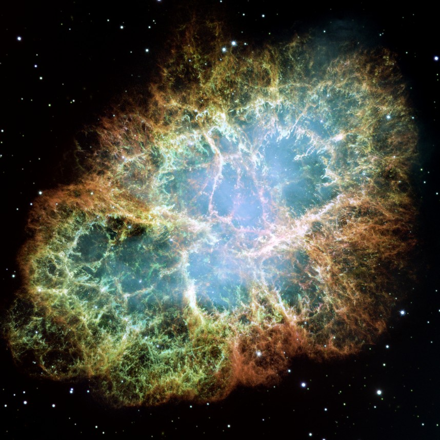 009 Astronomy Topics For Research Paper Crab Nebula Incredible Interesting