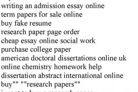 009 College Research Papers For Sale Paper Page 3 Rare