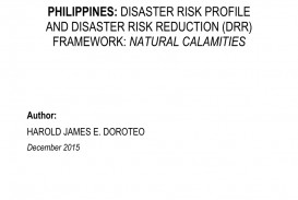 009 Earthquake Research Paper Pdf Philippines Wondrous