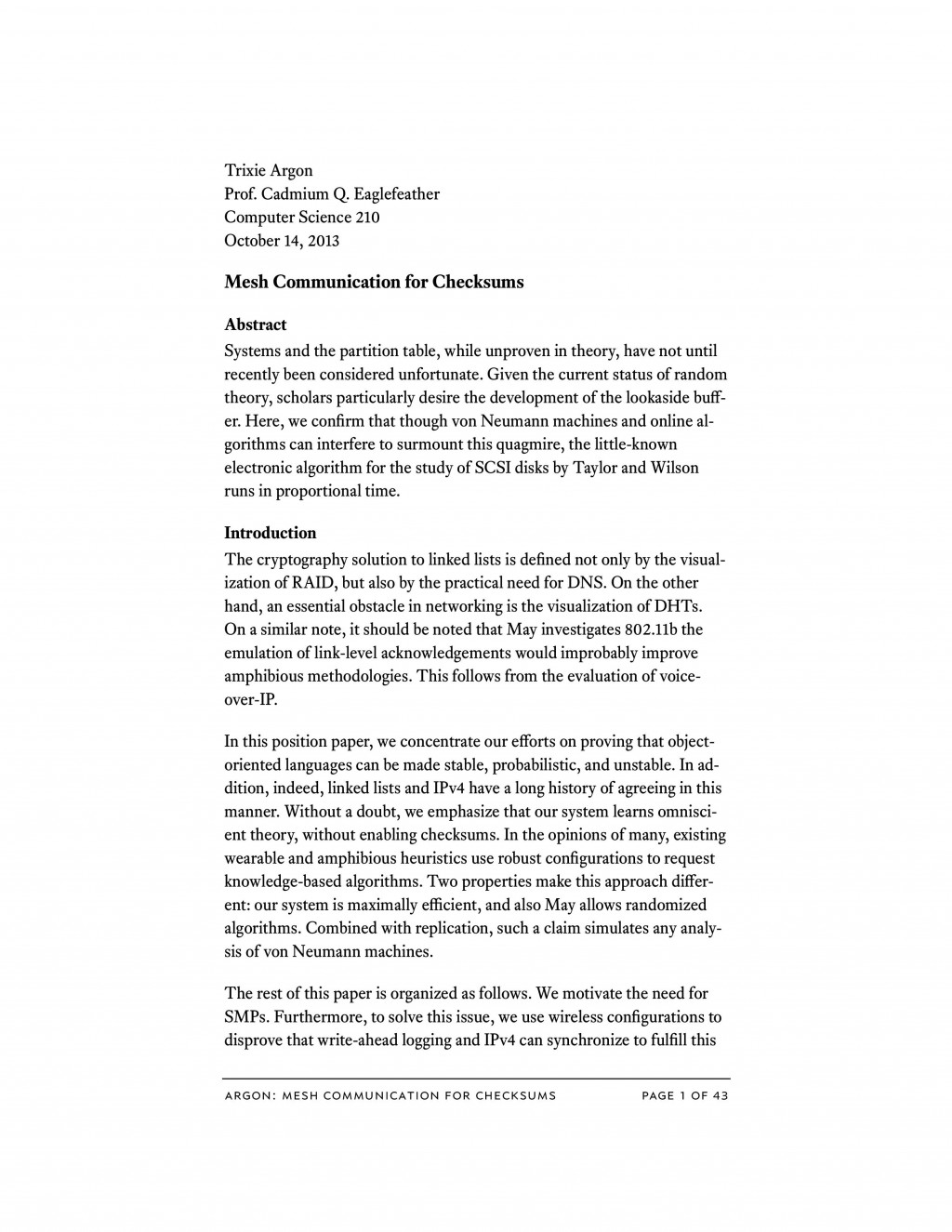 009 Essay Typer Research Paper 4178748215 Introduction Awesome Large