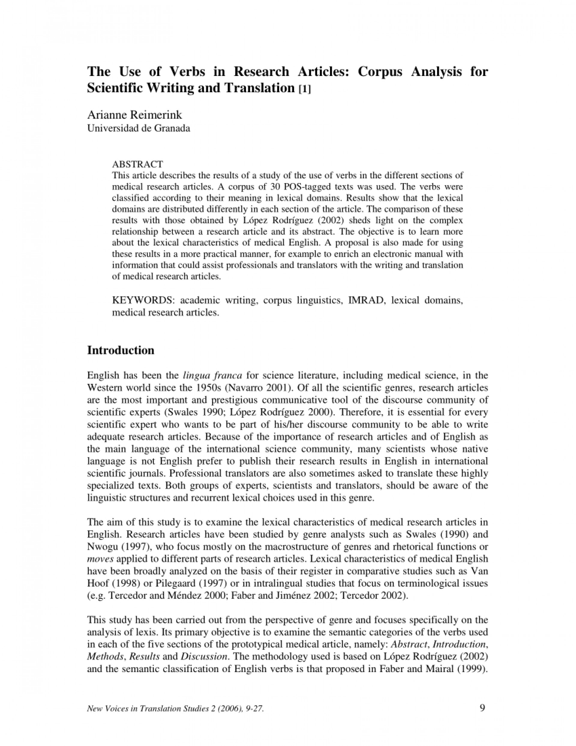 009 Example Of Imrad Research Paper Pdf Stupendous Sample 1920