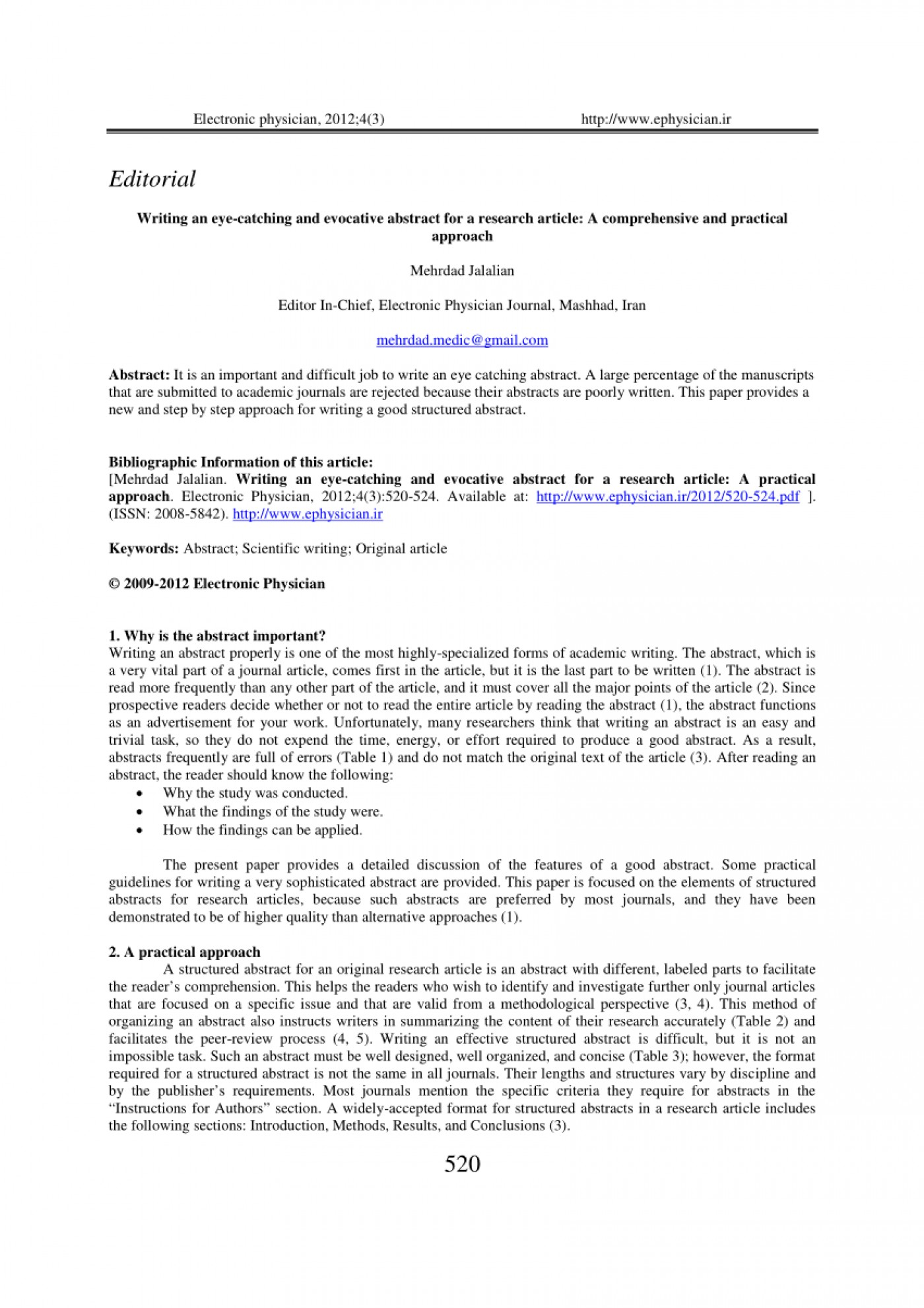 009 How To Write And Publish Scientific Research Paper Pdf Surprising A 1400