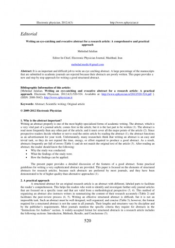 009 How To Write And Publish Scientific Research Paper Pdf Surprising A 360