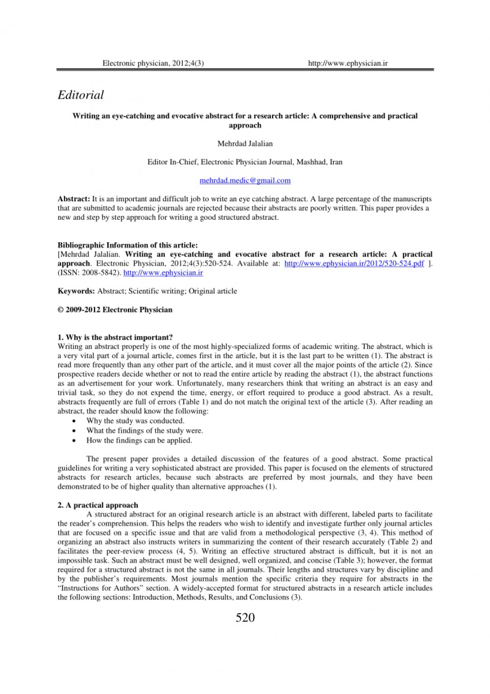 009 How To Write And Publish Scientific Research Paper Pdf Surprising A 960