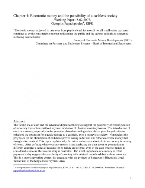 009 Largepreview Cash To Cashless Economy Research Rare Paper 480