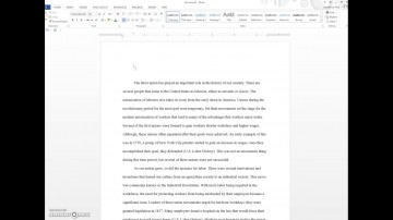 009 Maxresdefault Research Paper Example Of Imposing Mla With Cover Page Writing A Format 360