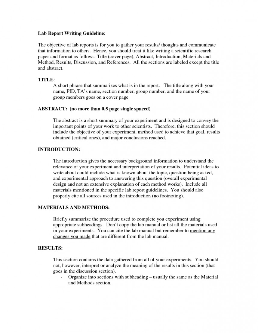 009 Methods Section Of Research Paper Example Wonderful Sample How To Write The A Results Apa