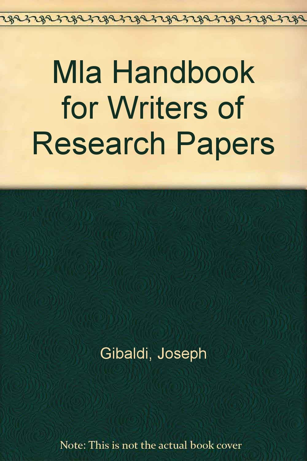 009 Mla Handbook For Writers Of Research Papers 8th Edition Paper Unique Pdf Free Download Full