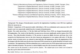 009 Output Academic Research Unusual Paper Introduction Template University