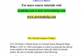 009 Page 1 Research Paper Criminal Justice Formidable Papers Examples Of Free