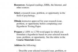 009 Psy315week4learningteamassignmenthypothesistestingpaperonpsycologicalreasonfordepression Phpapp01 Thumbnail Hypothesis Testing In Research Awesome Paper Pdf