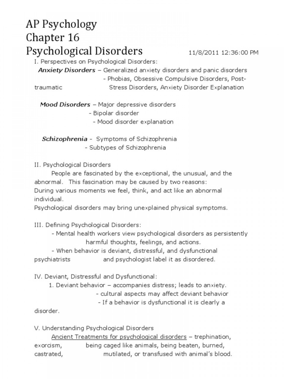 009 Psychology Research Paper Outline Bipolar Disorder Essay Topics Title Pdf College Introduction Question Conclusion Best Apa Forensic 960