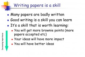 009 Research Paper Badly Written Papers Archaicawful Poorly Examples Of