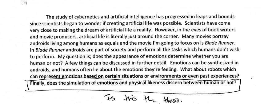 009 Research Paper Good Thesis Statement For Example Fantastic A Psychology Examples How To Write