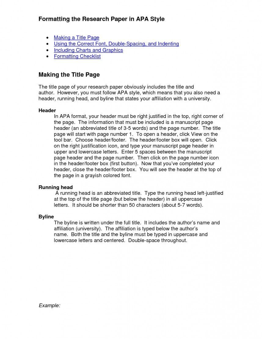 009 Research Paper How To Make Bibliography Page For Shocking A Citation