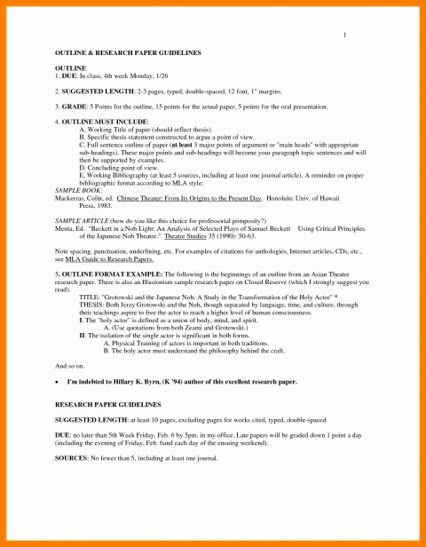 009 Research Paper In Mla Format Unique Sample Pages Style Of Stupendous Papers Example Title Page Introduction 480