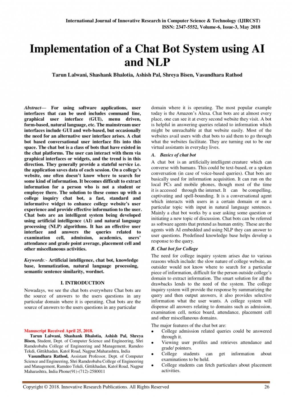 009 Research Paper Largepreview Artificial Intelligence Archaicawful 2018 Pdf Large
