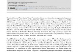 009 Research Paper Latest Papers On Psychology Fearsome Topics For Criminal In Forensic