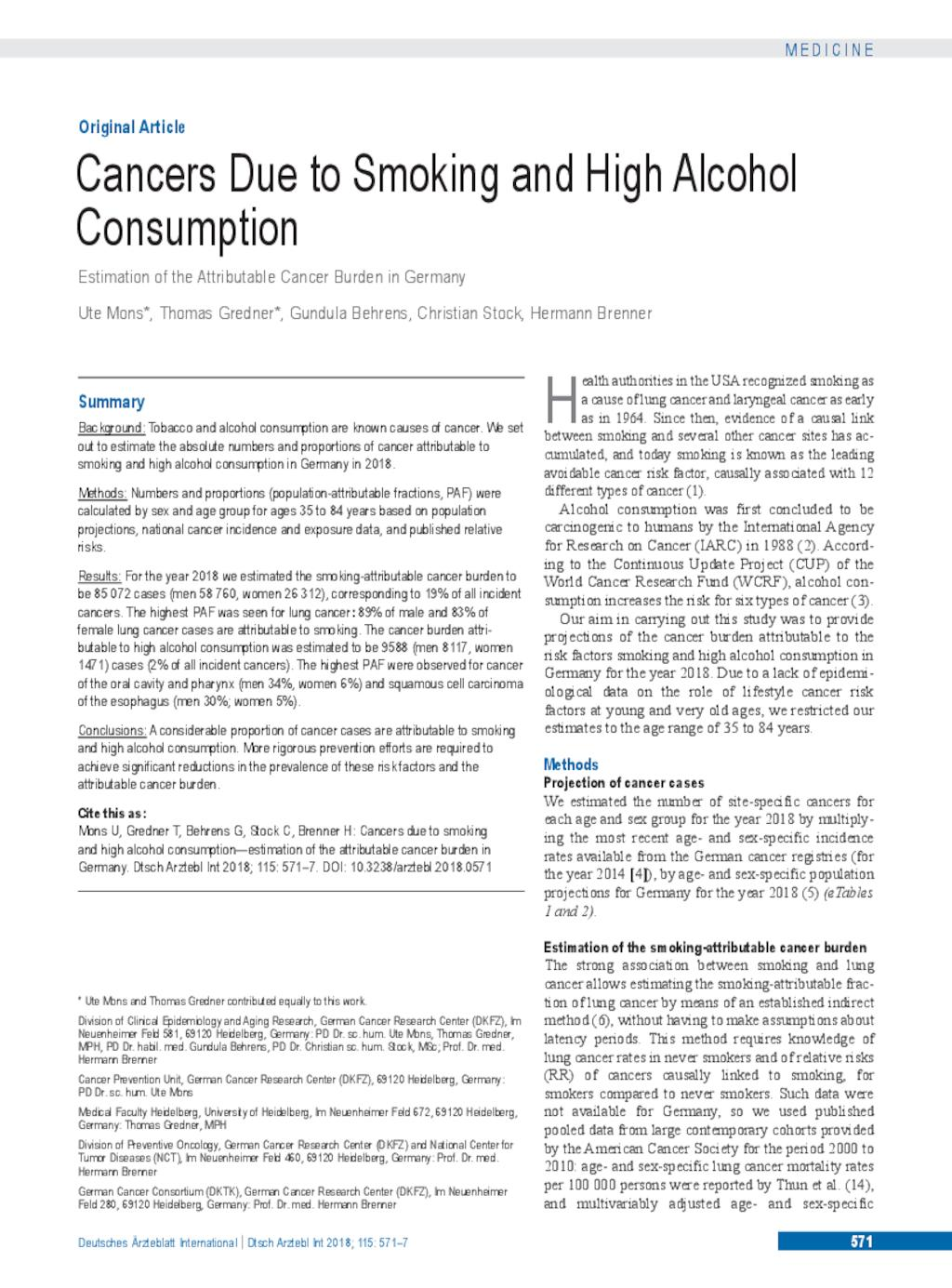 009 Research Paper M571 Conclusion For Fantastic Alcoholism Full