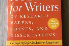 009 Research Paper Manual For Writers Of Papers Theses And Dissertations S Fearsome A Ed 8
