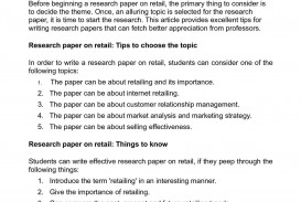 009 Research Paper Order Of Writing Impressive A Correct Sequence Steps For