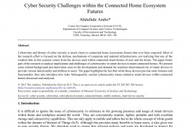 009 Research Paper Papers On Cyber Wonderful Security In E Commerce Topics Pdf
