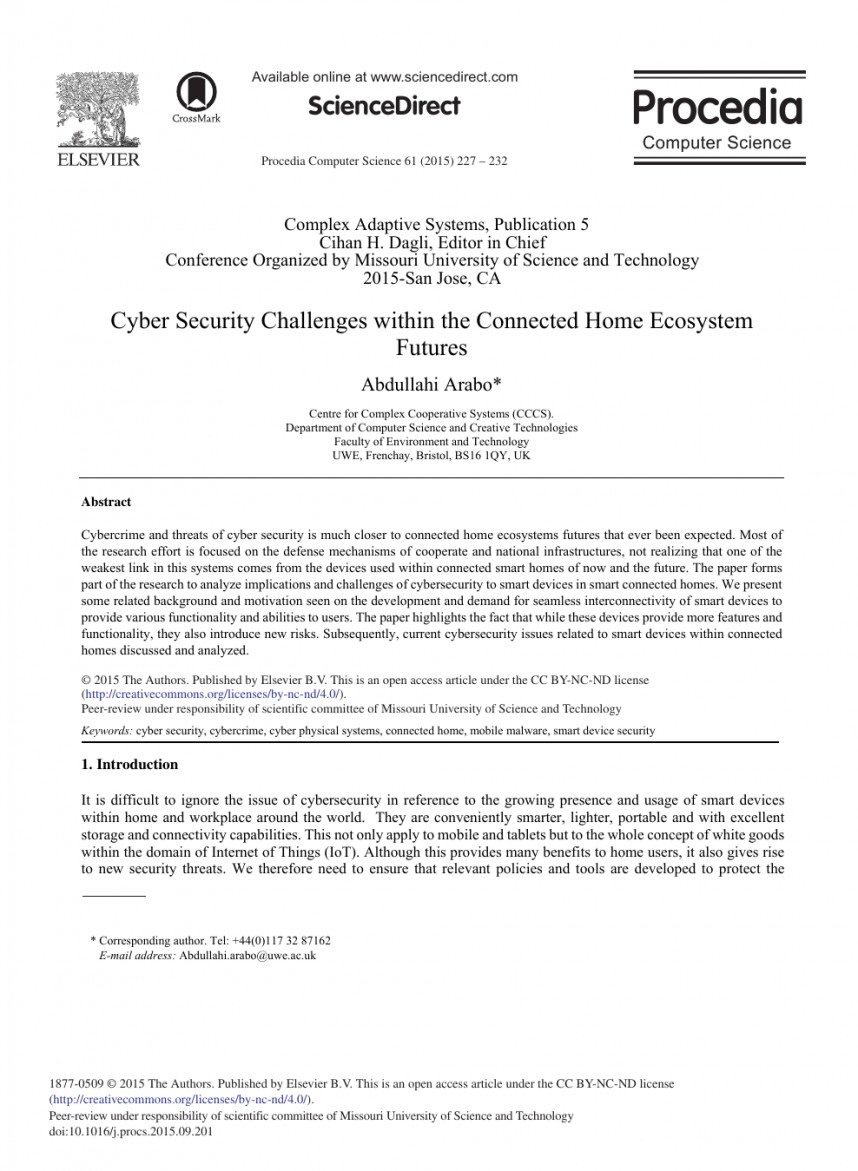 009 Research Paper Papers On Cyber Wonderful Security Articles Pdf Topics In India