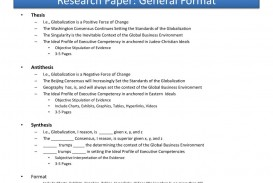 009 Research Paper Powerpoint Presentation Format For General Unique Sample Ppt