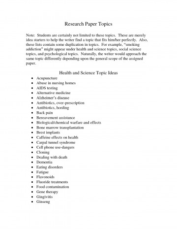 009 Research Paper Psychology Question Topics Best Photos Of Topic Outline Sample Essay Writing L Archaicawful 360