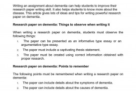 009 Research Paper Unique Ideas Imposing In Psychology For High School Titles Students