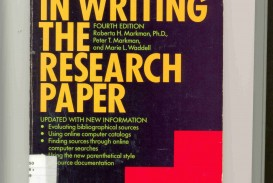 009 Steps In Writing The Research Paper Markman 1633 1 201011053654 Awful 10 Pdf
