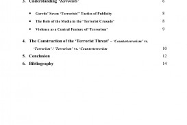 009 Terrorism Phpapp02 Thumbnail Cyber Essay Research Imposing Paper