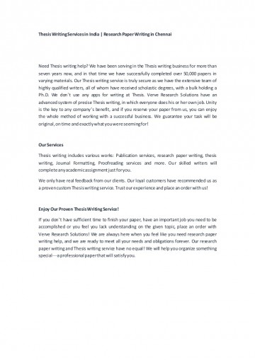 010 Academic Research Paper Writing Services In India Ourexperience Thumbnail Marvelous Best 360