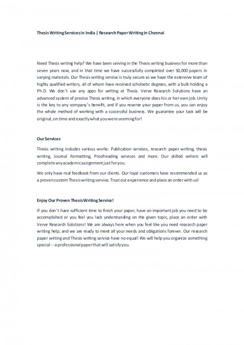 010 Academic Research Paper Writing Services In India Ourexperience Thumbnail Marvelous Best 480