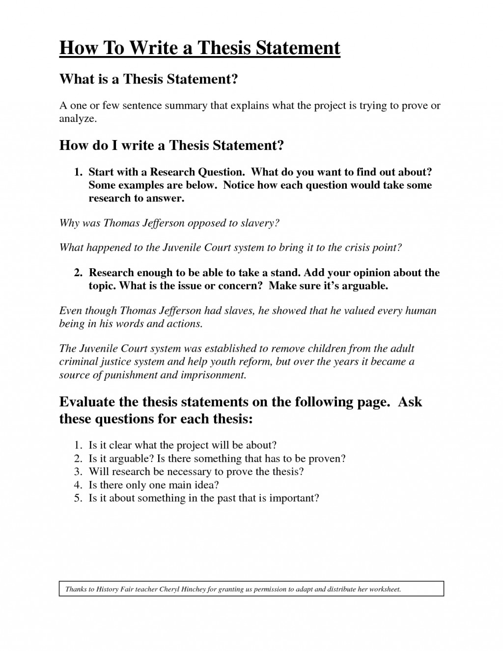 010 Adhd Research Paper Thesis Statement Fantastic Large