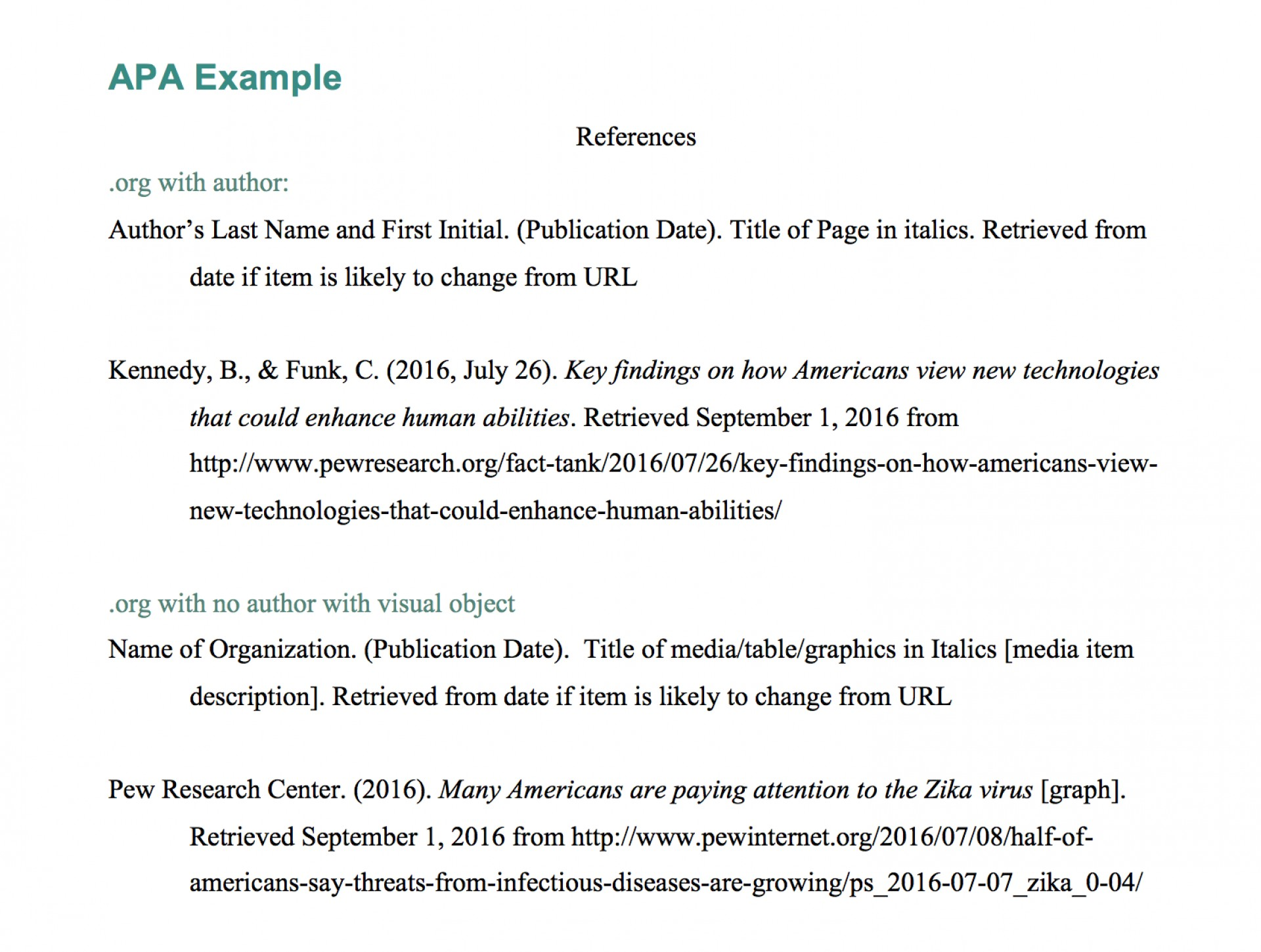 010 Apat Works Cited Page Example Images Any Ideas Chic Style Internet References Examples Citation Source Of Impressive Apa Format Generator Reference Interview 1920