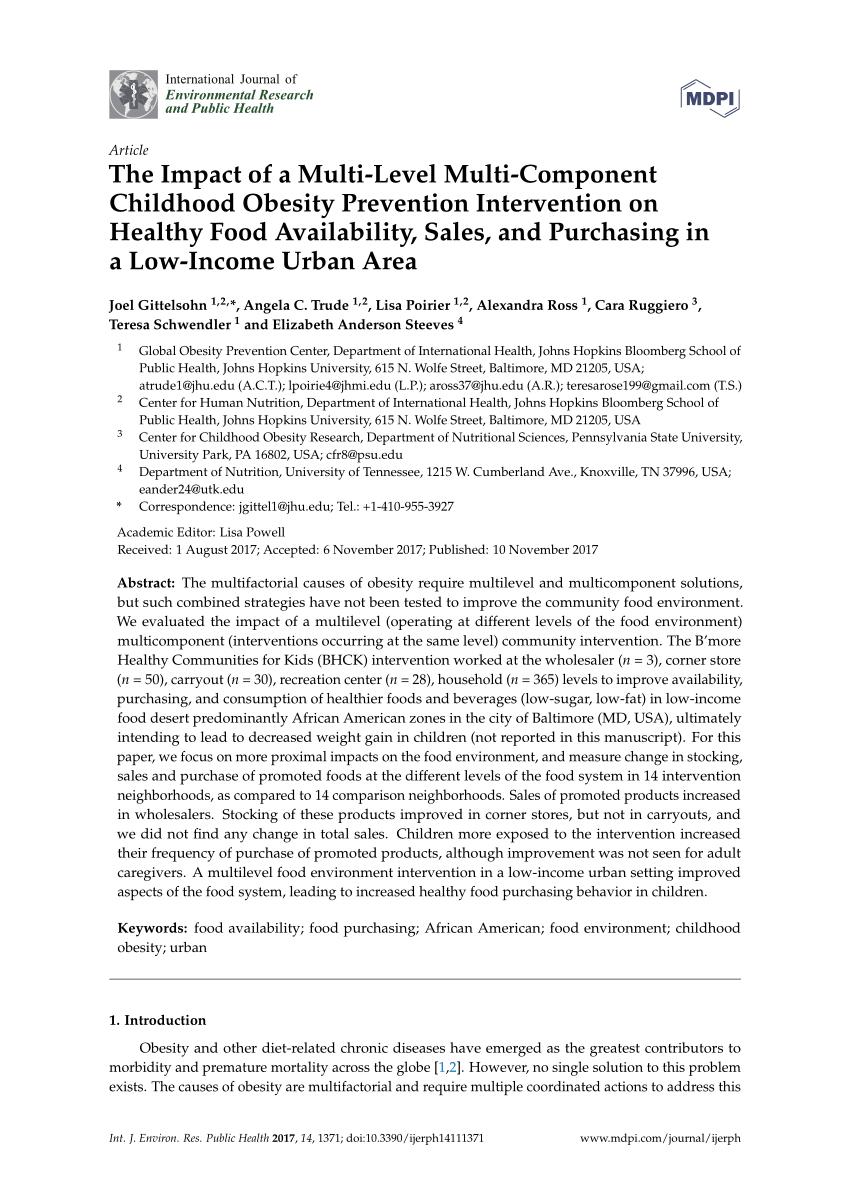 010 Childhood Obesity Research Paper Introduction Frightening Full