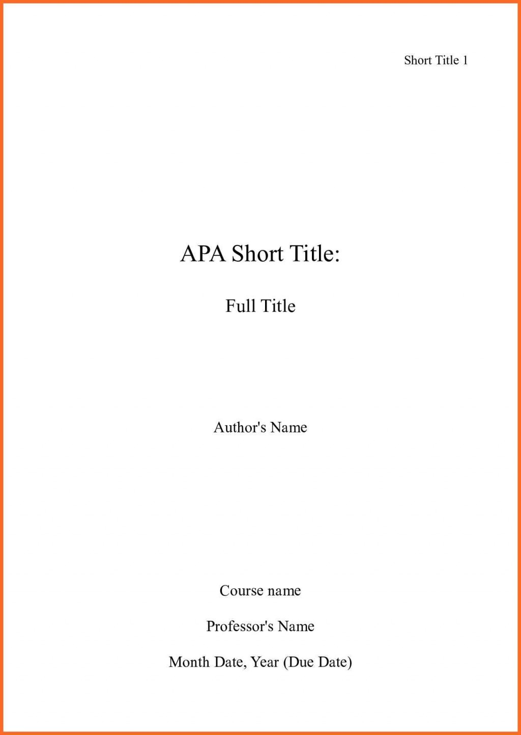 010 Cover Page Template Mla Soap Format X With For Research Best Paper Reference Example Large
